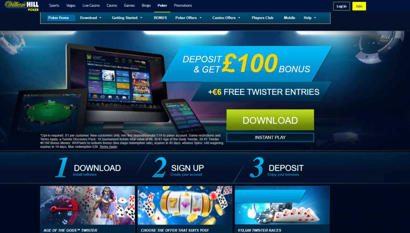 Apuestas deportivas William Hill Web